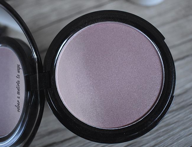 Colorete Ombre blush de NYX - tono MAUVE