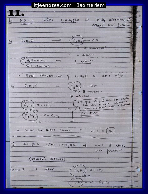 Isomerism11