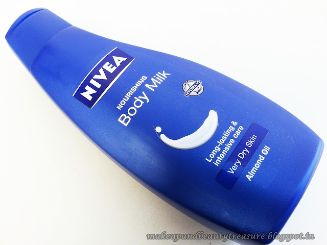 Nivea-Body-Milk-Review