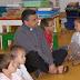 Mgr Dominique Lebrun visite l'école privée de Boën