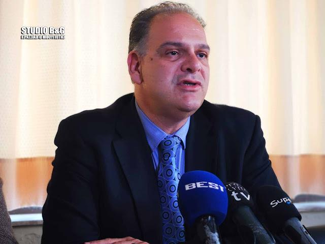 Ο υποψήφιος ευρωβουλευτής Δημήτρης Μελάς επισκέφθηκε την Ένωση Αγροτικών  Συνεταιρισμών Αργολίδας (βίντεο)