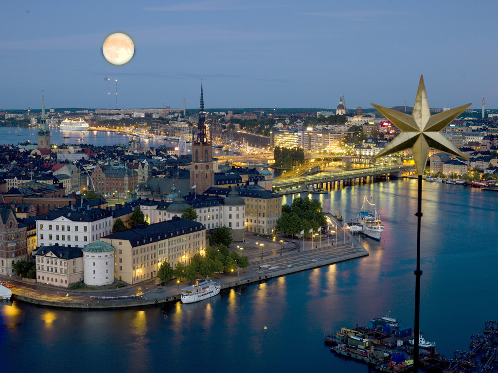 Stockholm   Capital City Of Sweden Travel Guide ...