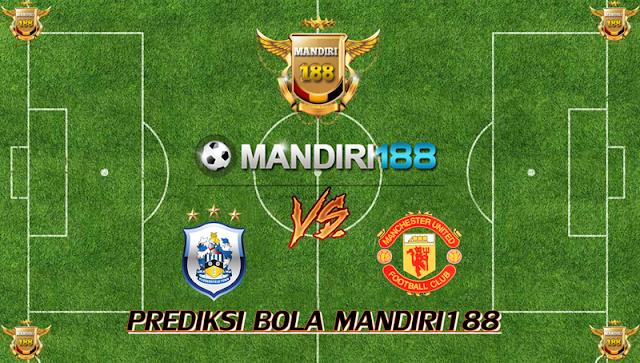 AGEN BOLA - Prediksi Huddersfield Town vs Manchester United 21 Oktober 2017