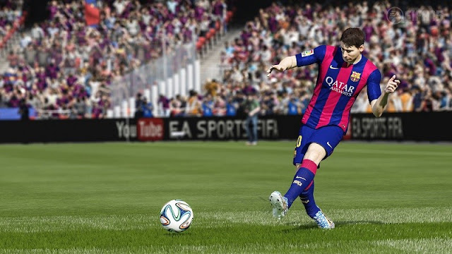 FIFA 15 PC Game Play