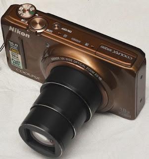 Jual Kamera Bekas Nikon Coolpix S9200