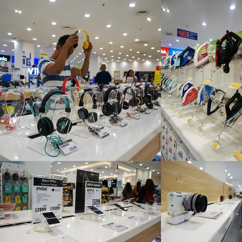 Happy at Lulu, Lulu Hypermarket Kuala Lumpur, Jom Ke Lulu, Cash back di Lulu, Shopping Murah di KL, Rawlins Shops, Rawlins GLAM