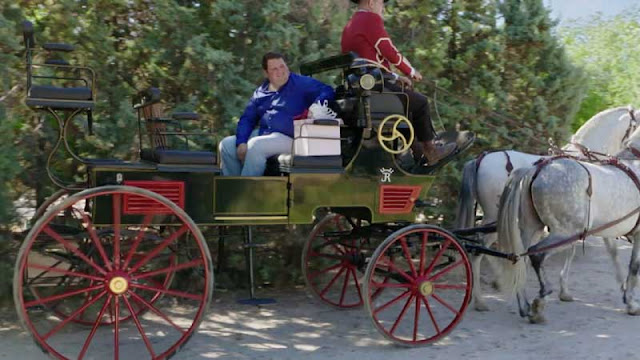 Gari toma la decisión final en carruaje en Granjero busca esposa