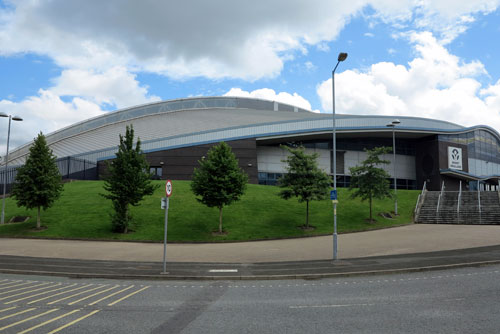 National Cycling Centre, Manchester