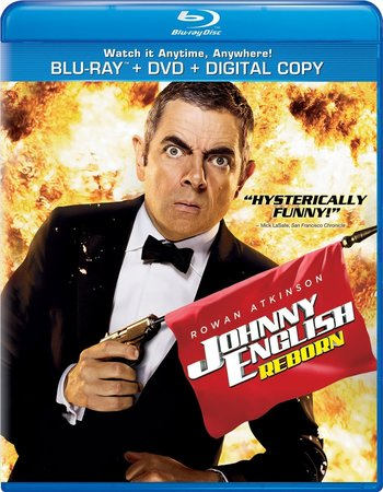 Johnny English Reborn (2011) Dual Audio Hindi 480p BluRay 300MB ESubs Full Movie Download