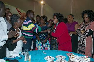Happy birthday deputy president Ruto. PHOTO | courtesy PSCU