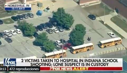 Dos heridos en nuevo tiroteo en EEUU (+Asociación del Rifle de Trump)