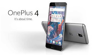 Smartphone Android OnePlus 4