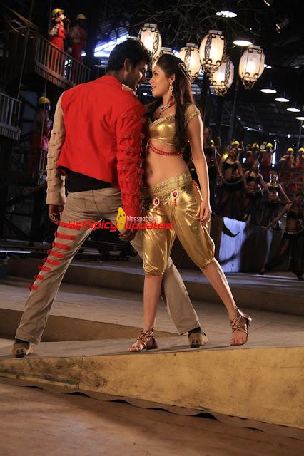 Sada Latest Spicy Hot Item Song Stills From Madha Gaja