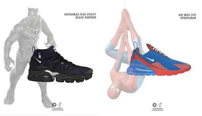 """Taukah kamu Kolaborasi Nike x """"Avengers: Infinity Wars"""" Ini bisa Bikin Lo Mupeng"""