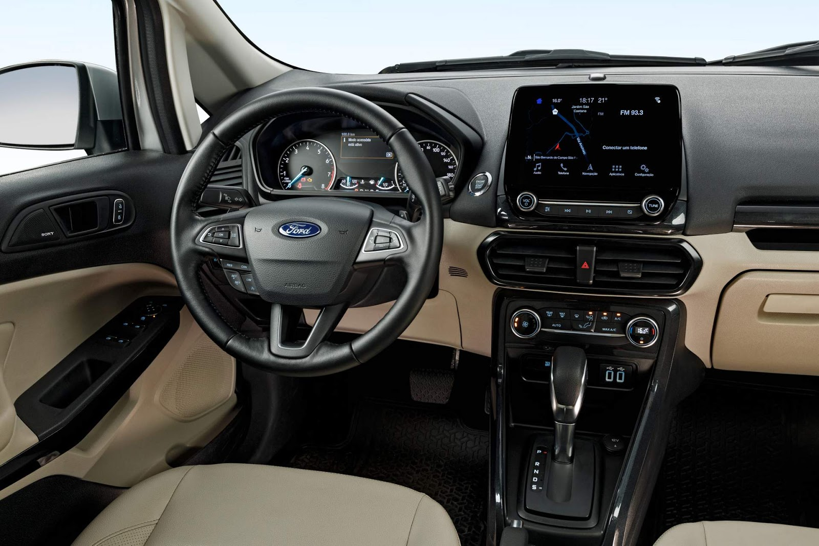 Ford Ecosport 2020 15 Flex Automático Preços Consumo