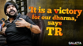 'It is a victory for our dharma,' says TR