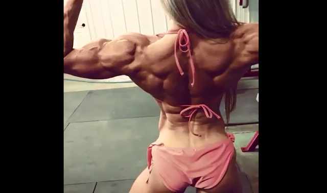 Clip News and features from the world of female bodybuilding