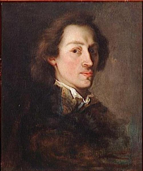 アリ・シェフエールのフレデリック・ショパンの肖像