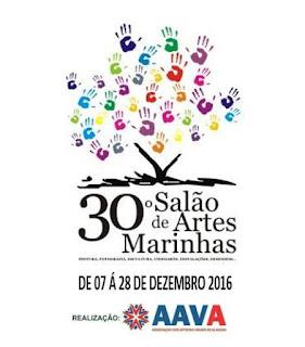 30º Salão de Artes Marinhas