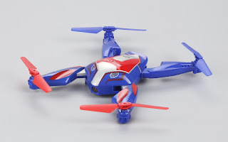 Spesifikasi Drone Cheerson CX-40 Frog - OmahDrones