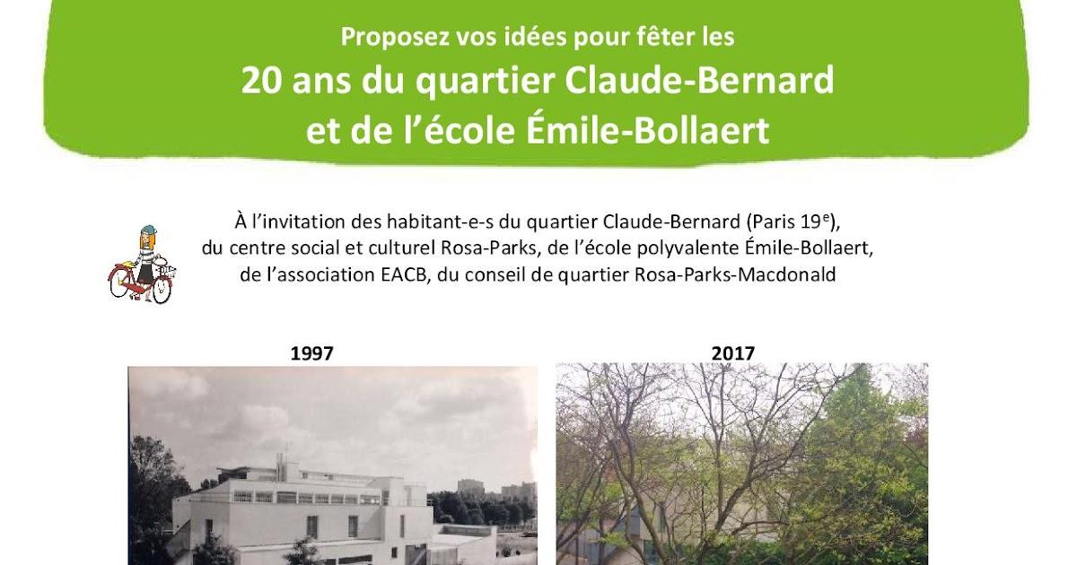 Centre social et culturel rosa parks les 20 ans du - Centre claude bernard guilherand granges ...