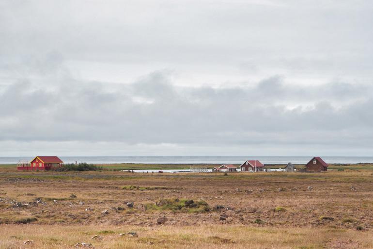 Séjour en Islande - la péninsule de Reykjanes