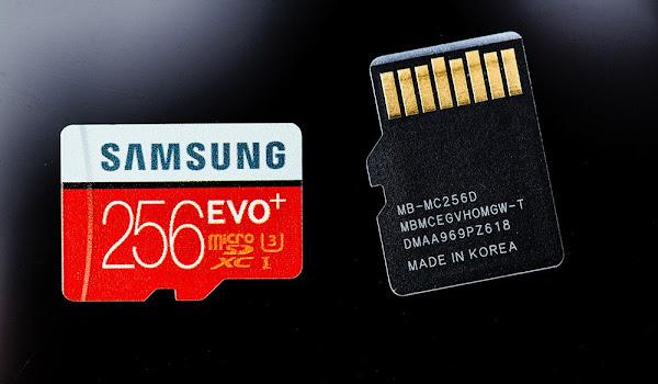 Samsung EVO Plus 256GB MicroSD Hafıza Kartı Fiyatı