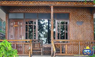 penyu cottage di paket wisata pulau sepa resort pulau seribu