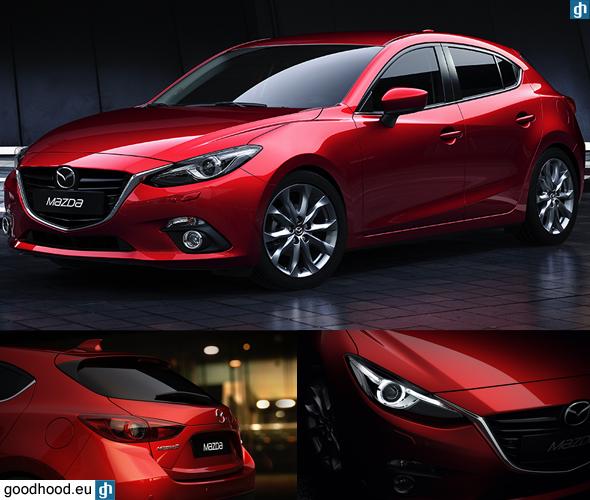 Mazda 3 iii hatchback 2014 new cars pictures - Mazda 3 hatchback interior dimensions ...