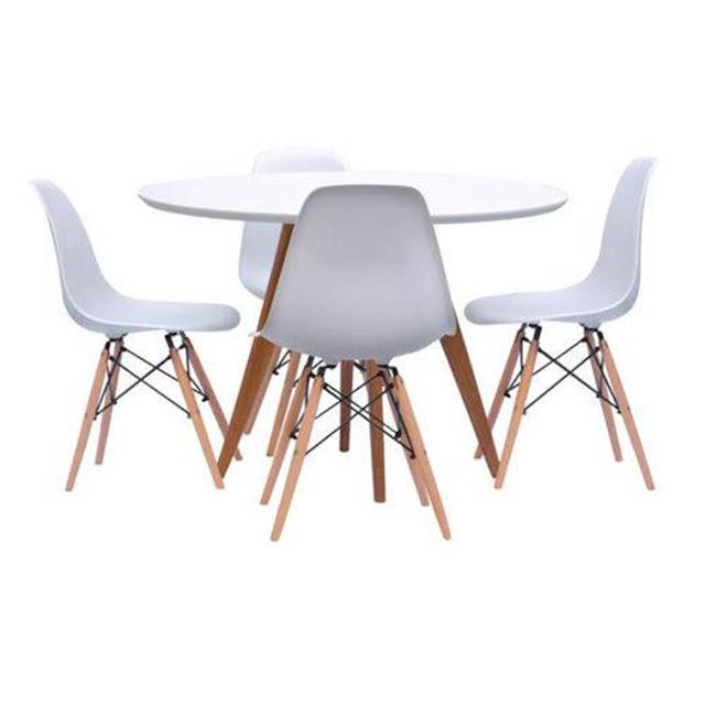 Mesa Redonda para sua Sala de Jantar 2