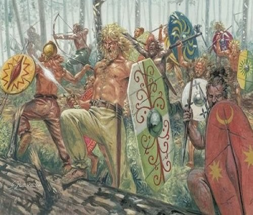 Painting Gallic & Celtic Warband picture 6