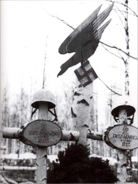 Graves of Fallschirmjaeger, Third Reich graves worldwartwo.filminspector.com