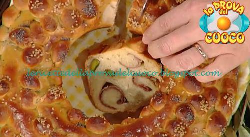 Ciambella di pasquetta ricetta Cattelani da Prova del Cuoco