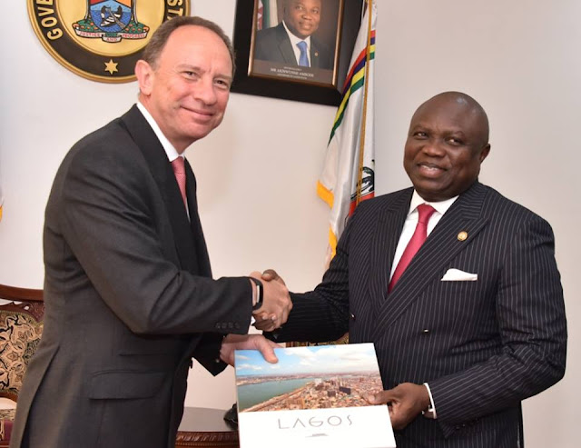 Eid-el-fitri: Ambode urges Nigerians to embrace tolerance, unity