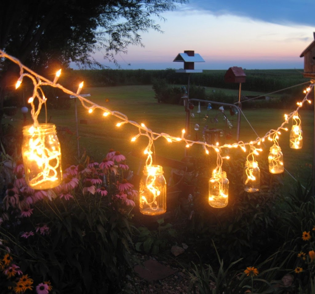 We Install Fairy Lights: Crow Faery Laura: July 2014