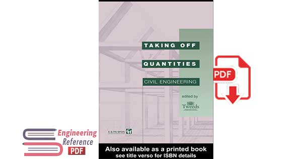 Taking Off Quantities: Civil Engineering 1st Edition by Bryan Spain