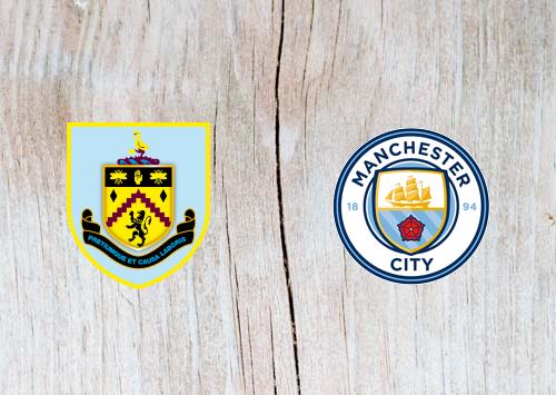 Burnley vs Manchester City Full Match & Highlights 28 April 2019