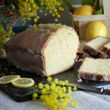 CAKE DE LIMA Y LIMÓN