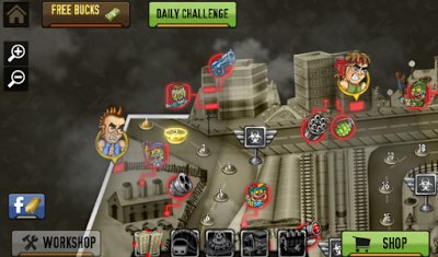 Last Heroes - The Final Stand v1.2.3 Mod Apk-Screenshot-2