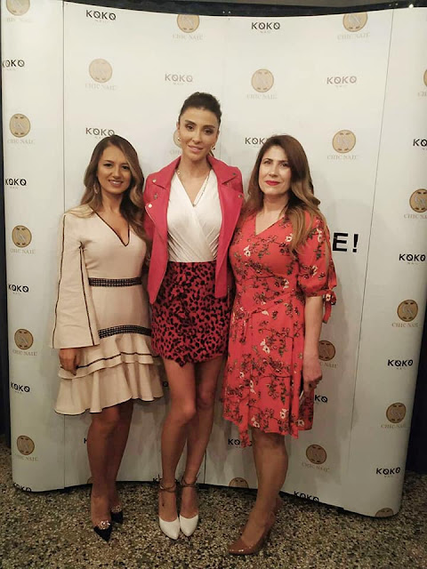 Koko Nail Artık Türkiye'de Chic Nail de