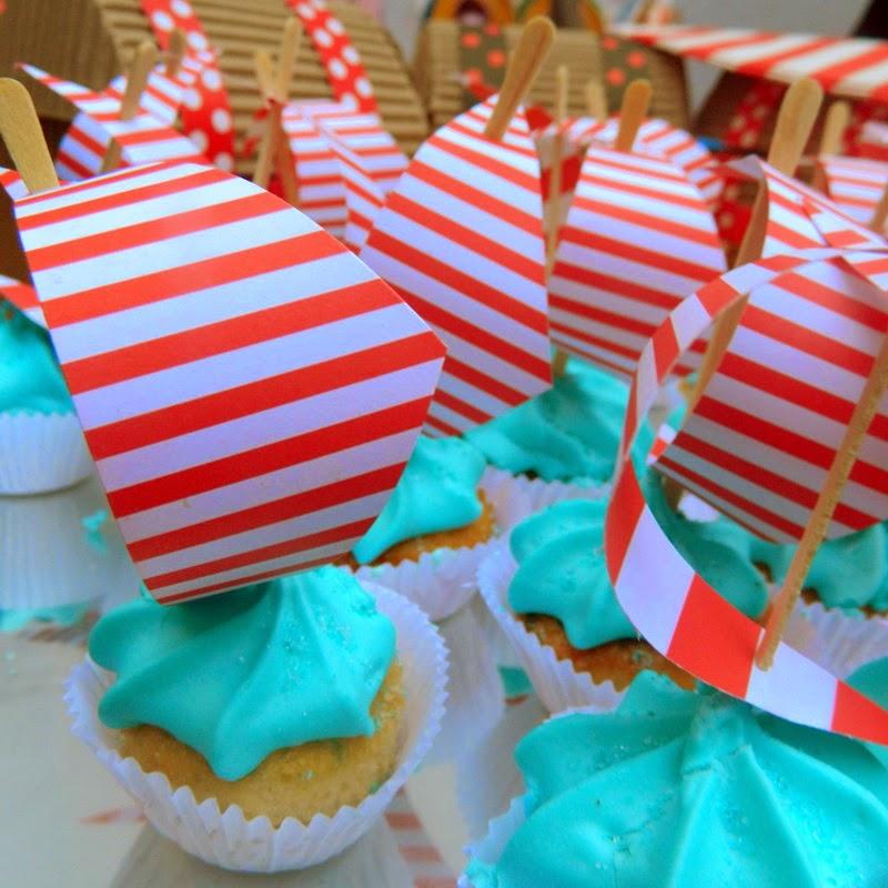 Ideas fáciles y divertidas para cumpleaños piratas.