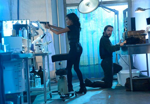 """Promo, cena e imagens do episódio 2x07 """"Deliverance"""""""
