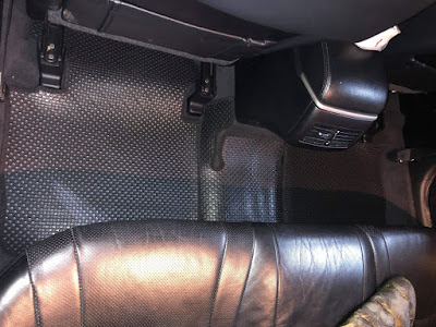Thảm lót sàn Toyota Camry 2017