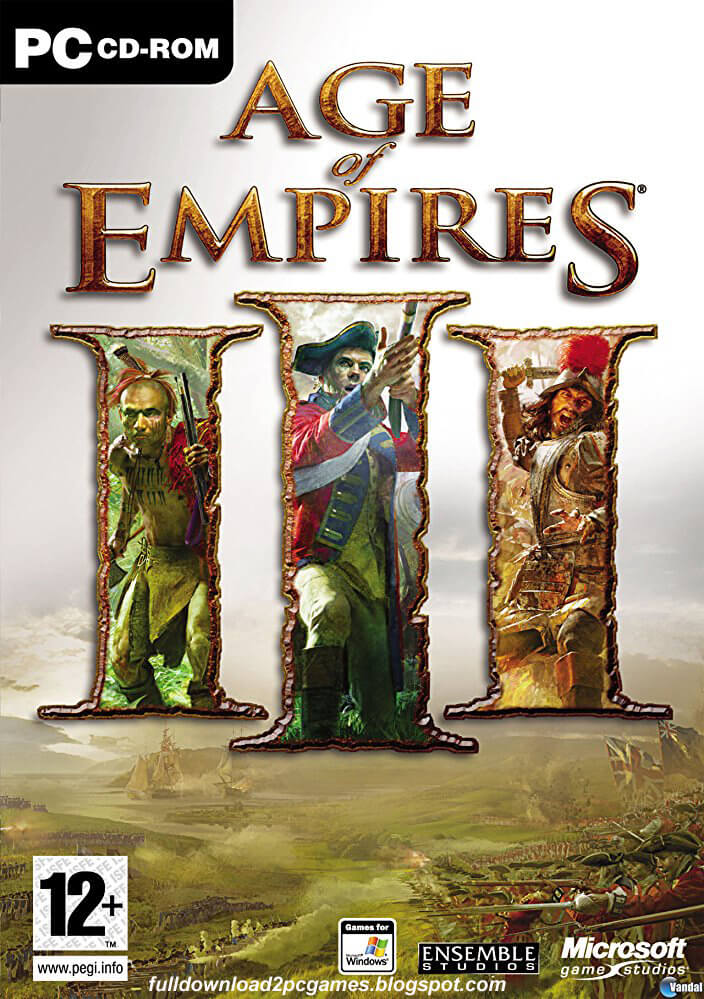Age of Empires 3 Free Download PC Game