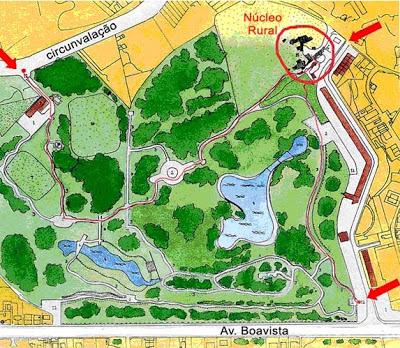 parque da cidade porto mapa PORTO, DE AGOSTINHO REBELO DA COSTA AOS NOSSOS DIAS: BAIRROS DA  parque da cidade porto mapa
