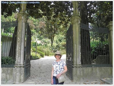 Portugal; sem guia; Europa; Parque da Liberdade; Centro histórico de Sintra