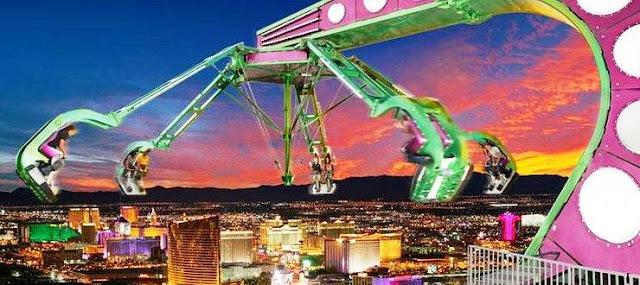 Stratosphere Las Vegas Insanity Brinquedo