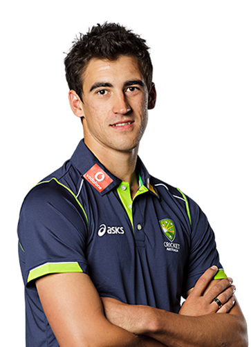 Mitchell Starc Facts And Latest Photos 2013 All Cricket