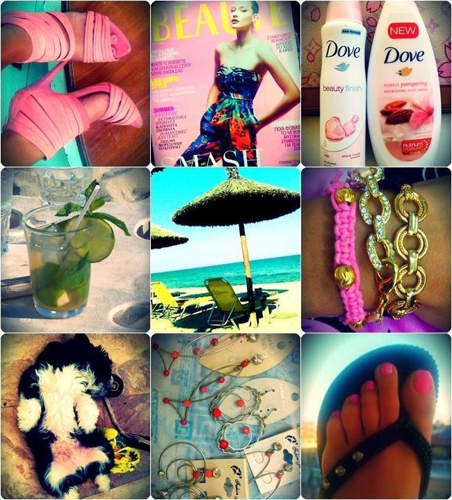 Summerish phone photo memories