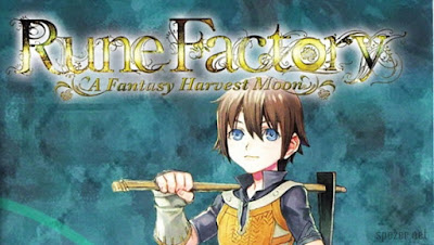 Rune Factory : A Fantasy Harvest Moon Android